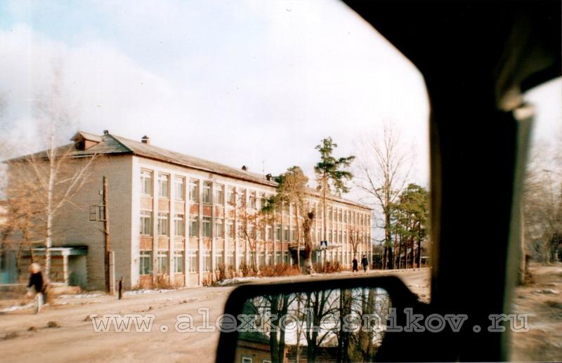 Школа в Покрове