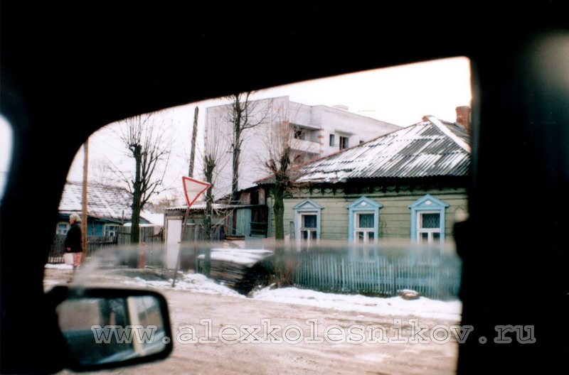 улица Быкова дом 31
