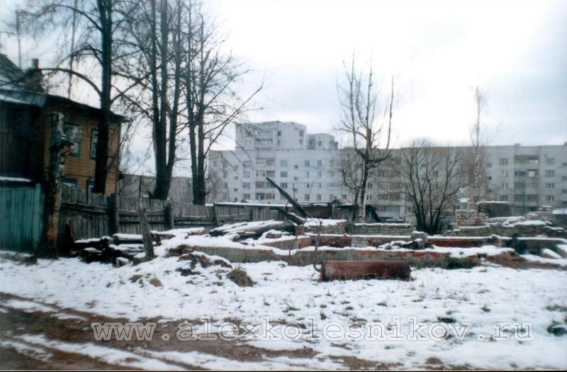 продолжение улицы Быкова
