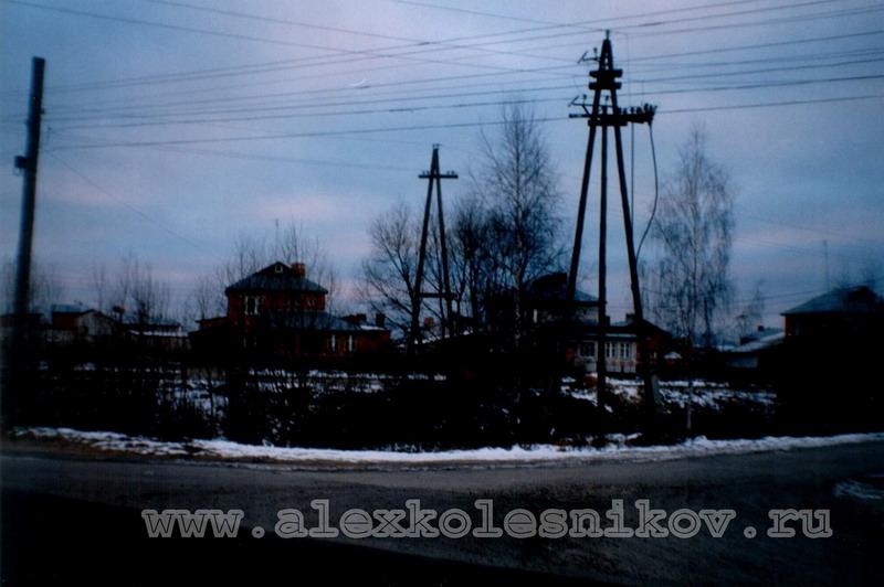 Коттеджный поселок в Покрове