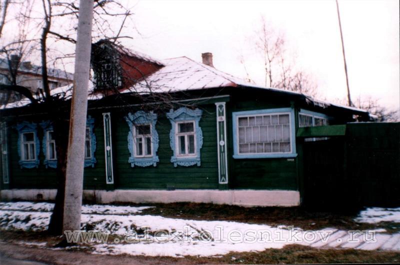 город Покров улица Быкова дом 15