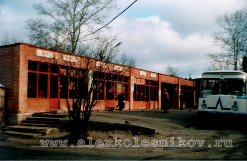 Автостанция город Покров